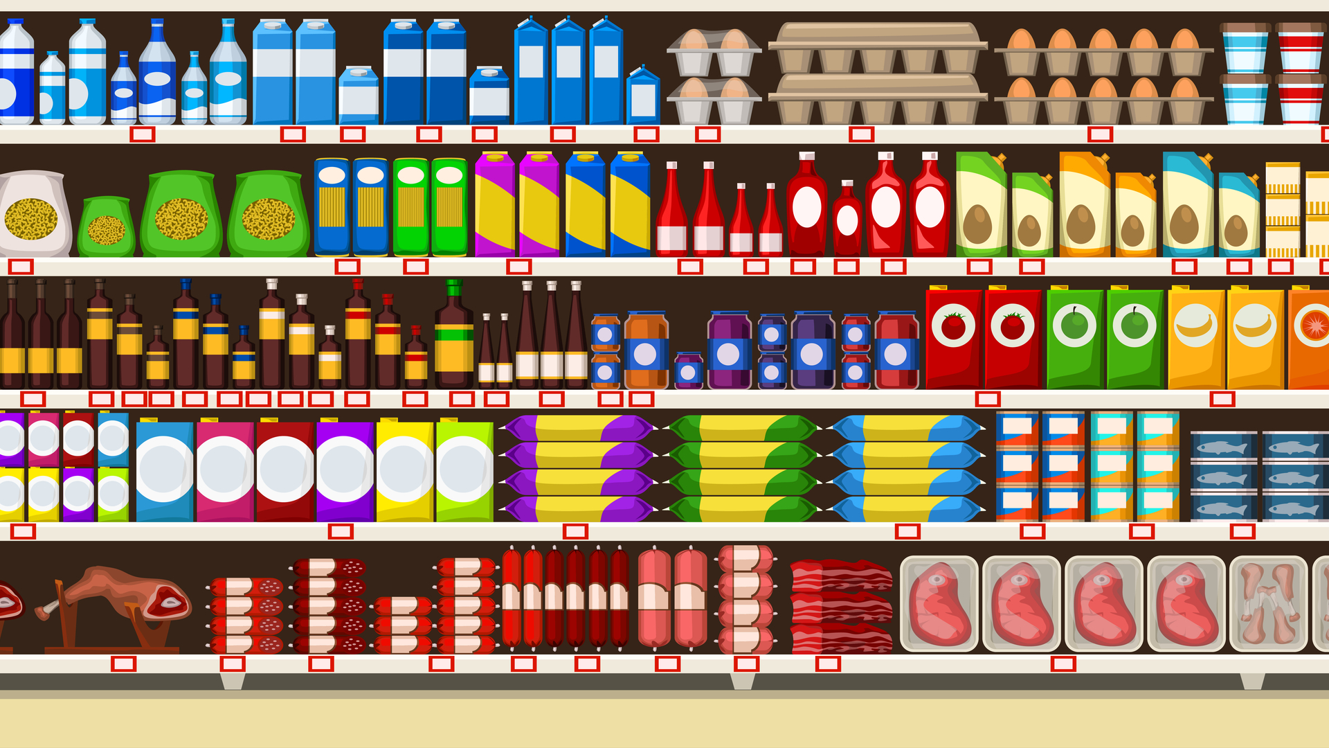 Conheça os fatores de risco que levam a contaminação de um alimento embalado em pote ou balde
