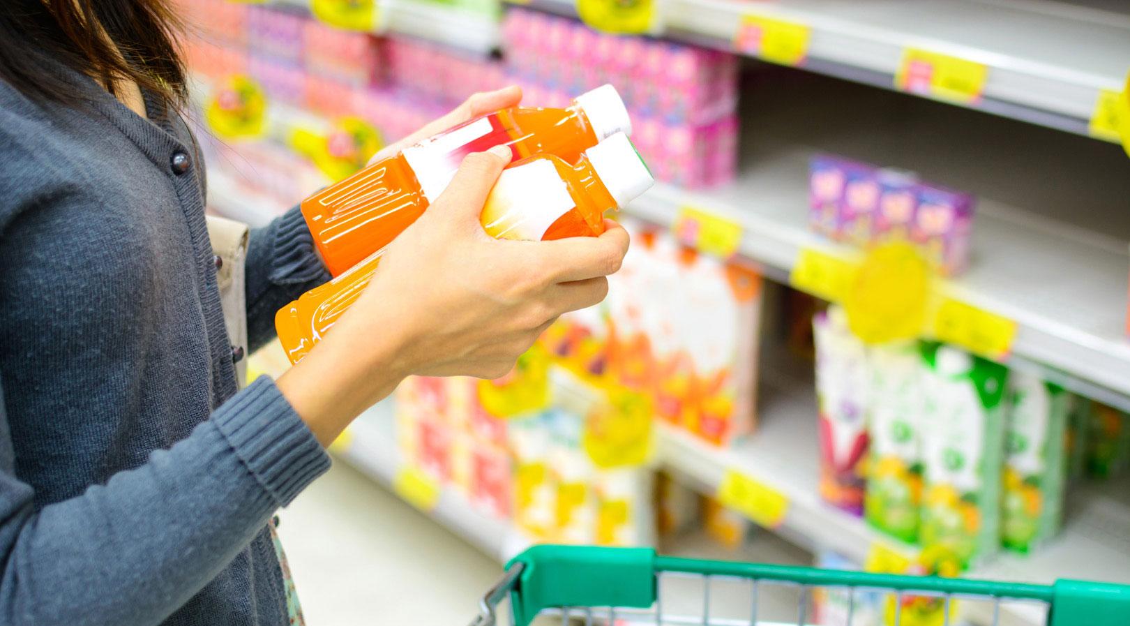 A importância das embalagens para alimentos